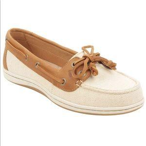 Sperry Top-Sider Women's Tan Firefish Boat Shoe